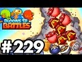 BRAND *NEW* SAMURAI TOWER..!!! | Brand New Ninja Skins! | Bloons TD Battles Part 229
