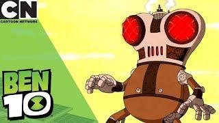 Ben 10 | Giant Robot Greymatter | Cartoon Network