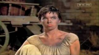 The Glass Slipper (Leslie Caron) - Ella Dreams of Living in the Palace