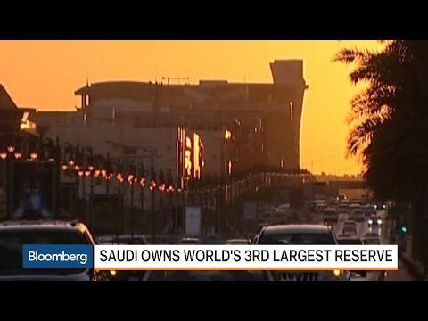 Just How Much U.S. Debt Does Saudi Arabia Own?