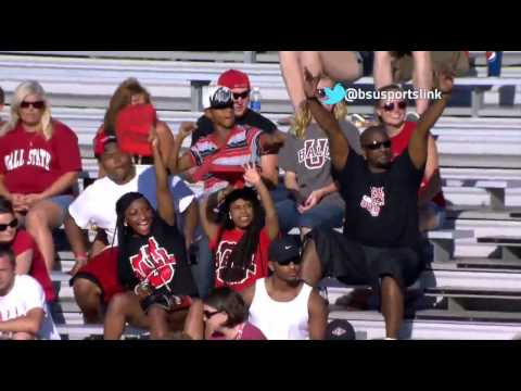 Ball State Sports Link: Ball State Football 34, Toledo 21