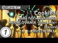 Cookiezi going GOD MODE on MEGALOVANIA ~Dual Mix~ | 9.43* 1235/1381x | Livestream w/ chat reactions!