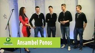 Glasbena skrinjica - Ansambel Ponos