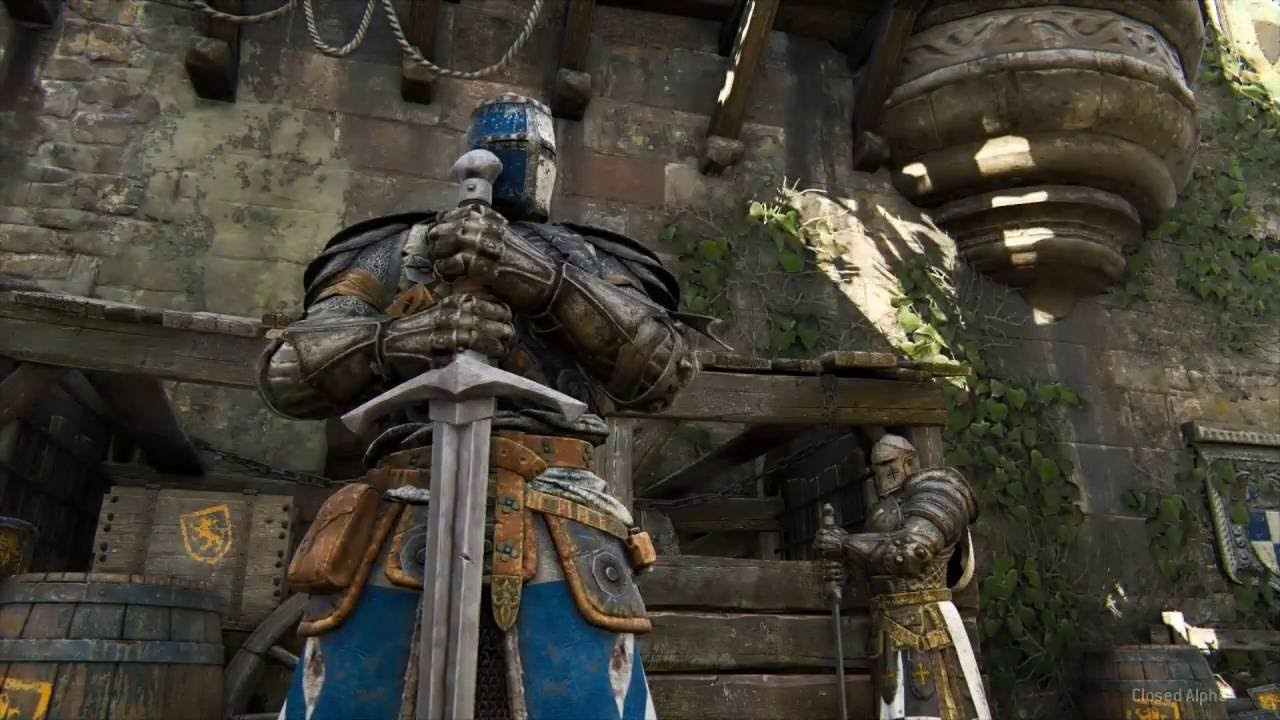 For Honor game play, Knight vs Knight - YouTube