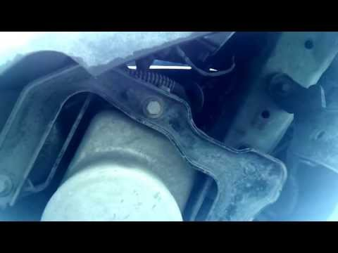 Работа ЭГУР 1,8 Ford Focus