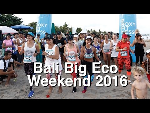 Big Bali Eco Weekend 2016