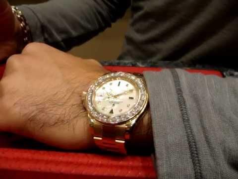 Big Diamond Watches