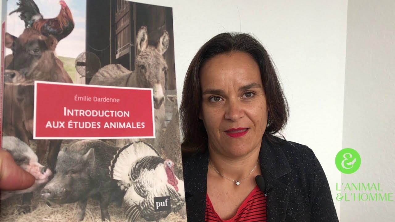 """Interview d'Emilie Dardenne : """"le mot animal est synonyme de violence"""""""