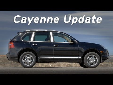 2010 Porsche Cayenne - Long Term #4 - Everyday Driver