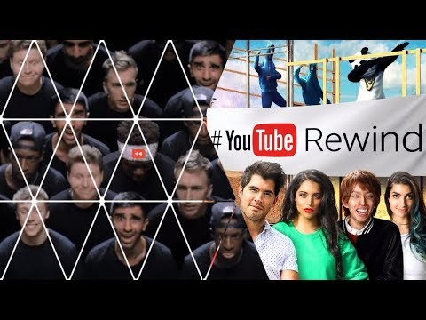 YOUTUBE REWIND 2010 - 2017 COMPILATION | INCLUDES 2013 ORIGINAL 🎇🎇🎇