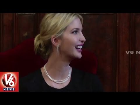 CM KCR  To Host Dinner For Ivanka Trump At Golconda Fort | V6 News