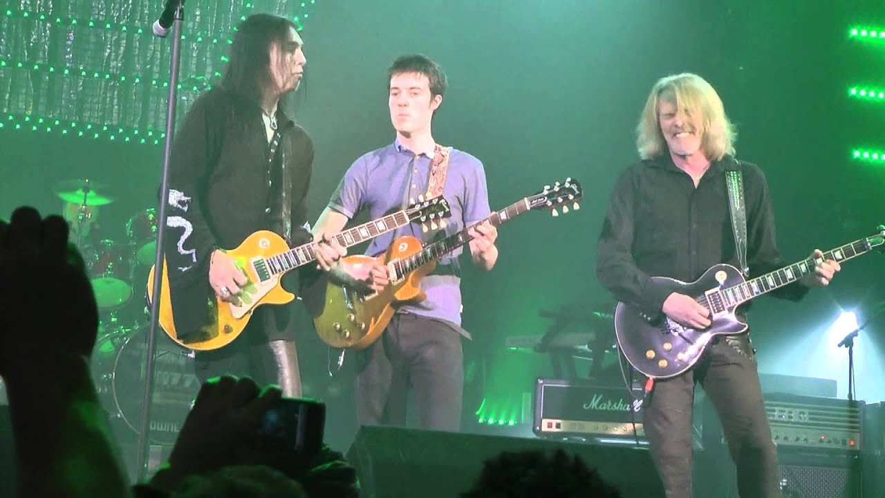 Download Thin Lizzy - Emerald with Jack Moore (Live At The Dome Brighton 03/02/2012) Multi Camera Angle