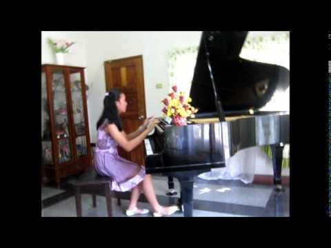 2014 Cadenza Music Studio Piano Culmination
