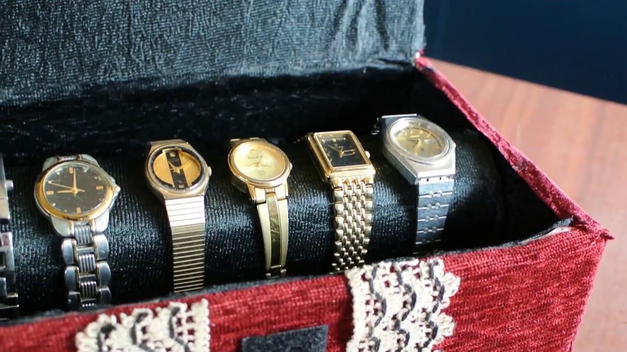 d697da9a92 Tienda Online para Comprar las Mejores Cajas para Relojes del Mercado