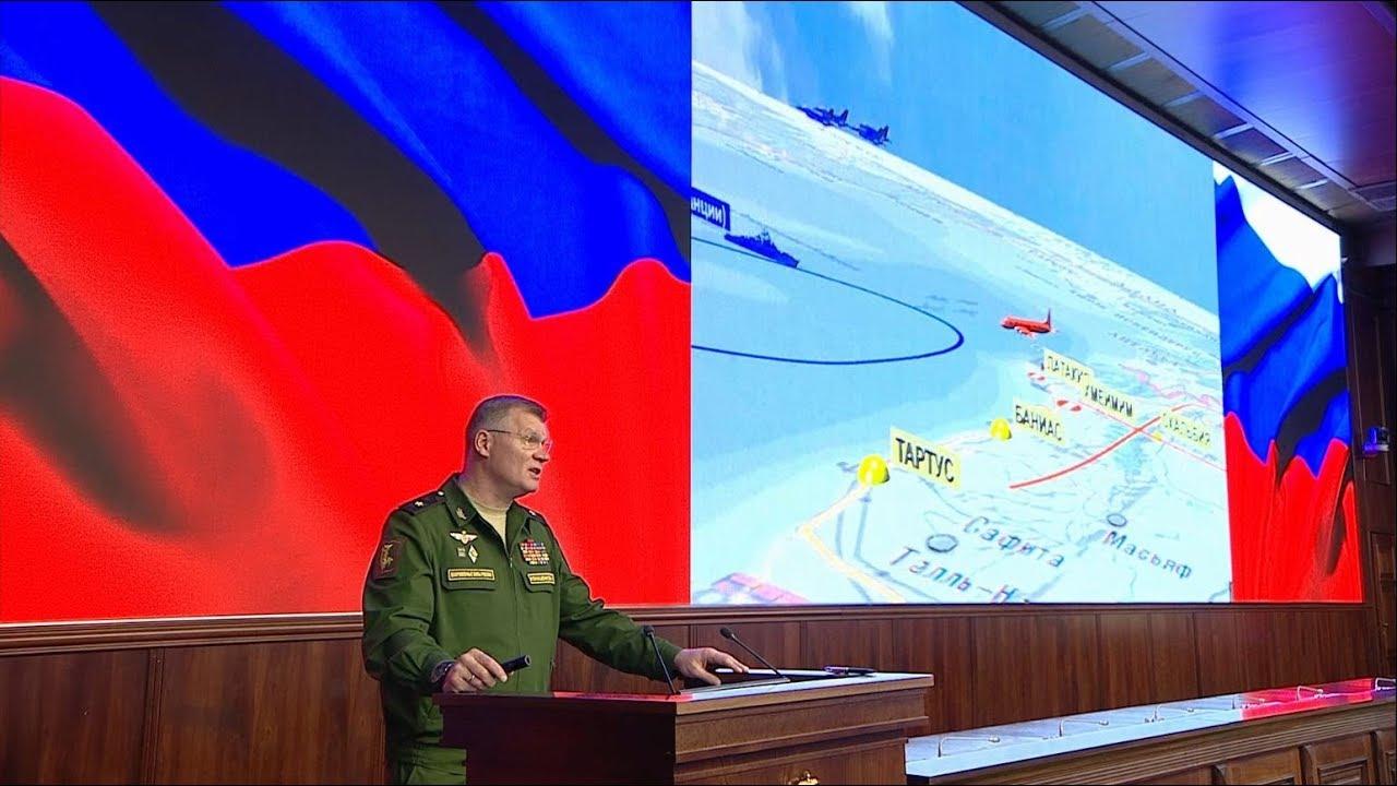 Доклад Минобороны РФ обидел армию Израиля