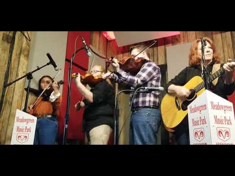 Eastern Kentucky University Bluegrass Band