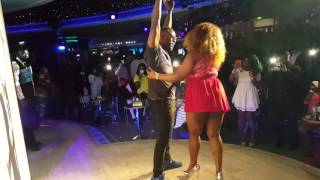IYANYA PERFORMANCE IN FUSION VERIETY NIGHT IN MANCHESTER 24-4-16