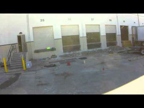 Concrete Dock Leveler Pits - Conception to Construction