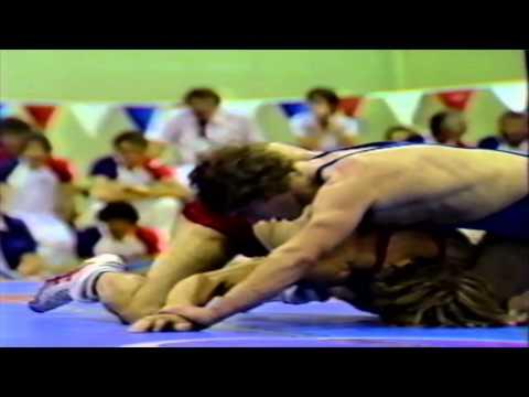 1978 Commonwealth Games: 68 kg Final Zsigmond Kelevitz (AUS) vs. Joseph Gilligan (ENG)