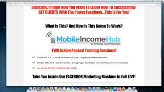 Covert Facebook Tactics For Mobile Website Client Generation