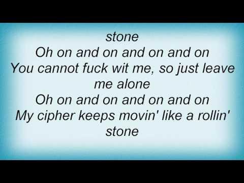 Erykah Badu - On And On Lyrics