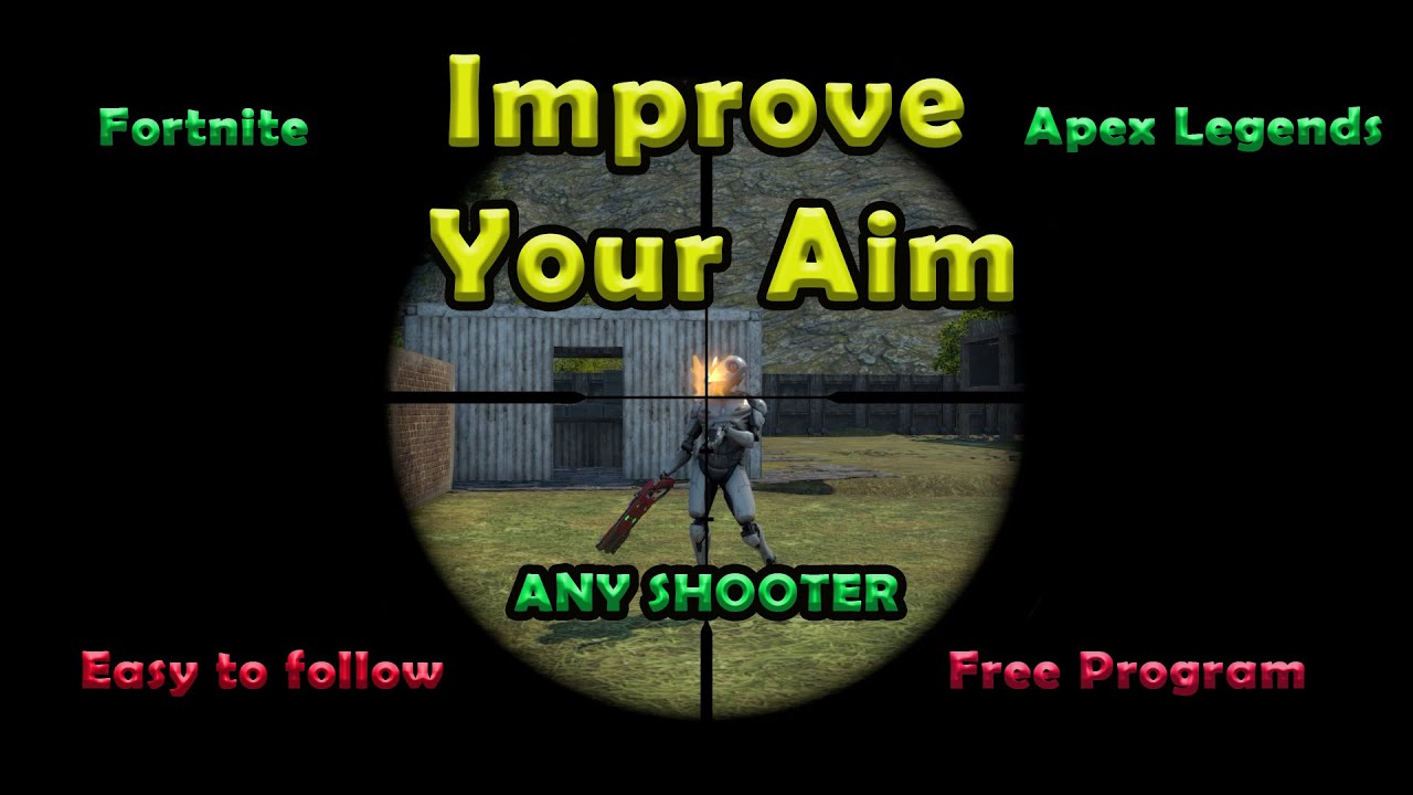 How to Aim Better Using Aimlab FREE
