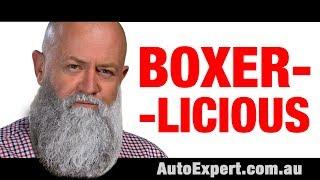The applied physics of boxer engines Auto Expert John Cadogan Australia