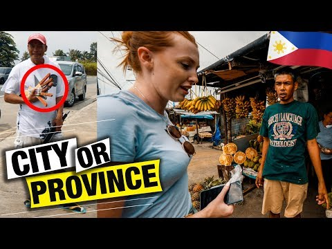 Is This REAL Filipino Province Life?! Road Trip To BATANGAS!