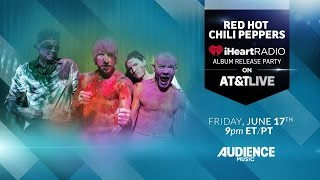 "Red Hot Chili Peppers on ""The Getaway"", Prince & Elton John 