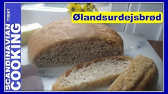 Øland Wheat Sourdough Bread - Ølandsurdejsbrød
