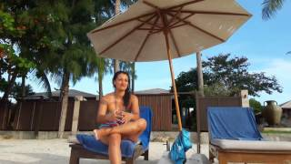 Charmaine shares her experience of 11 Day Weight Loss Detox @ Orion Retreat Centre Koh Samui