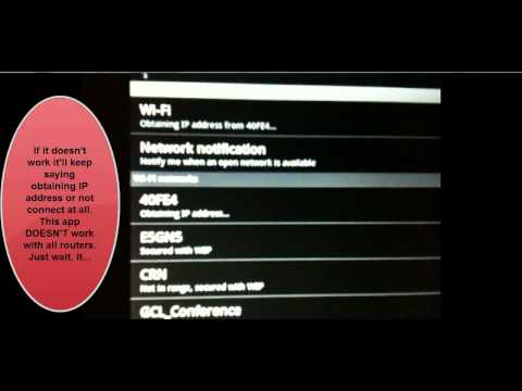 Router Keygen Android