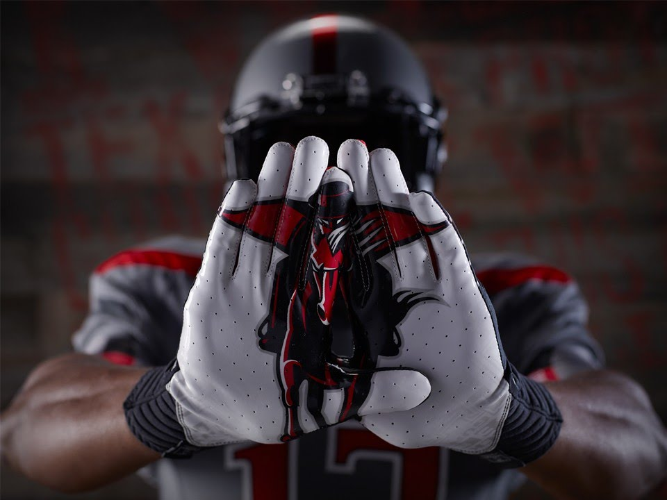 NCAA Football 14 Uniform Pack 6 Texas Tech - YouTube