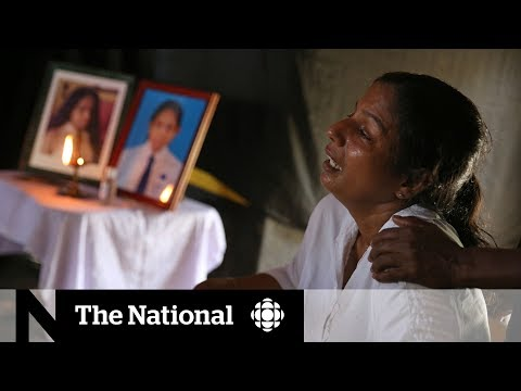 CBC News: The National: Looking for answers after the Sri Lanka bombings