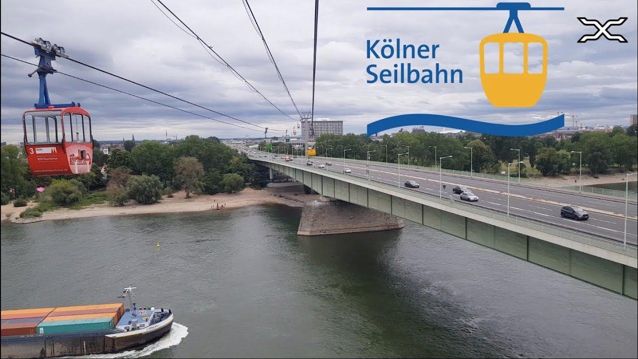 Kölner Seilbahn Köln