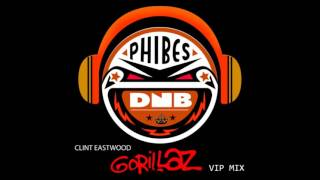 Download Gorillaz- Clint Eastwood Phibes DnB VIP [drum & bass remix] MP3 song and Music Video