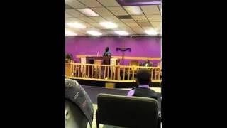 pastor hutchen