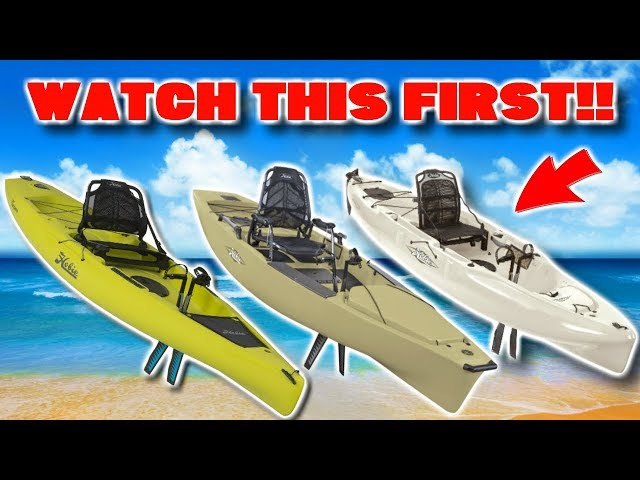 The *TRUTH* About Hobie Kayaks! Which One Should You Buy?!