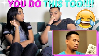 "Tpindell ""TYPES OF PEOPLE AT RESTAURANTS"" REACTION!!!"