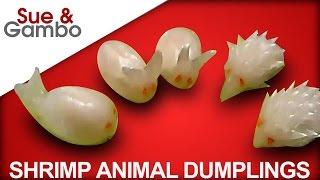 Learn How to Make Shrimp Dumplings / steam dumplings /  dim sum recipe