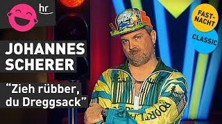 Johannes Scherer als Fernfahrer