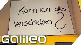 Gigant DHL | Galileo | ProSieben