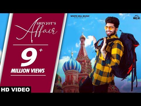 SHIVJOT : Affair (Official Video) The Boss | New Punjabi Songs 2021 | Romantic Punjabi Songs 2021