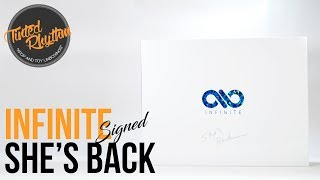 SIGNED Infinite She's Back Limited Edition Unboxing
