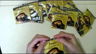 Струны Fender для акустической гитары(http://www.tvoridari.com - Интернет-магазин оригинальных, необычных, полезных вещей и подарков. Товары для скрапбукинг..., 2014-07-17T13:10:03.000Z)