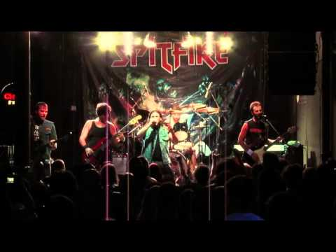 """SPITFIRE. IRON MAIDEN Tribute. """" Wasted Years """". 5. 3. 2016. BJ Sala. Montevideo. URUGUAY"""