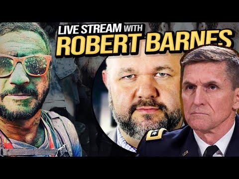 Michael Flynn Scandal Explained - Robert Barnes Live Stream Highlight
