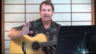 Ziggy Stardust - Guitar Lesson Preview