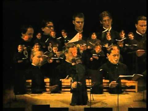 видео: Концерт Архиерейского праздничного хора. Часть 2