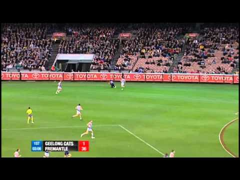 Matthew Pavlich six goals - 2012 Elimination Final vs Geelong